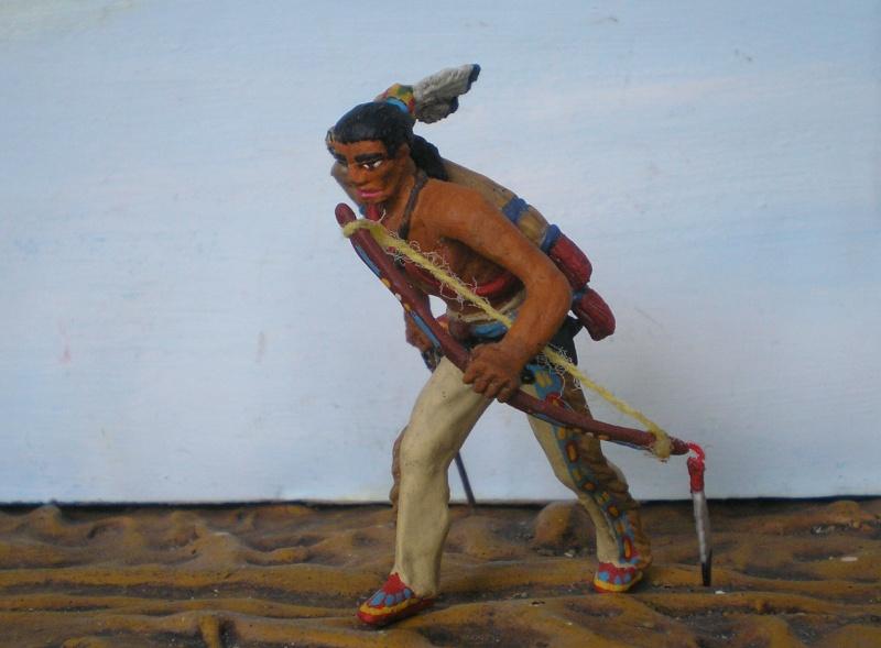 Bemalungen, Umbauten, Modellierungen – neue Indianer für meine Dioramen - Seite 6 108i2b10