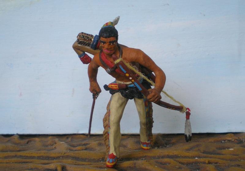 Bemalungen, Umbauten, Modellierungen – neue Indianer für meine Dioramen - Seite 6 108i2c10
