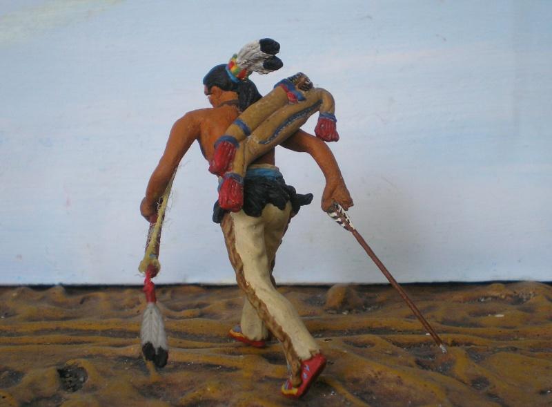 Bemalungen, Umbauten, Modellierungen – neue Indianer für meine Dioramen - Seite 6 108i2h10