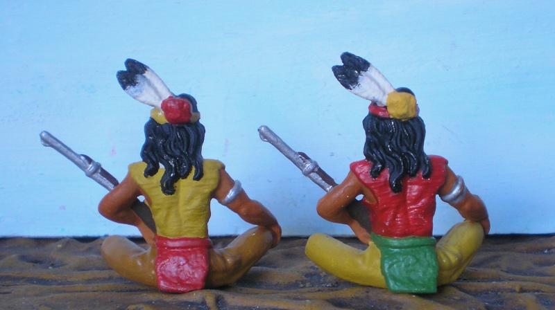 Bemalungen, Umbauten, Modellierungen – neue Indianer für meine Dioramen - Seite 6 120b4b10
