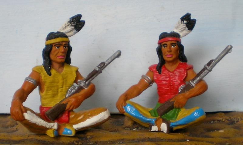 Bemalungen, Umbauten, Modellierungen – neue Indianer für meine Dioramen - Seite 6 120b5_10