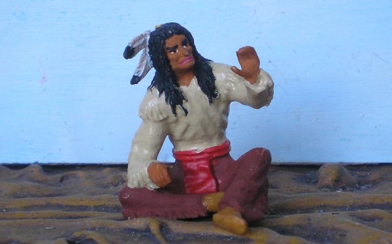 Bemalungen, Umbauten, Modellierungen – neue Indianer für meine Dioramen - Seite 6 153b2a10