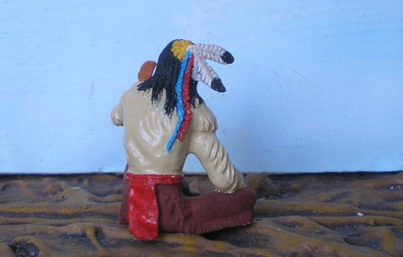 Bemalungen, Umbauten, Modellierungen – neue Indianer für meine Dioramen - Seite 6 153b2b10
