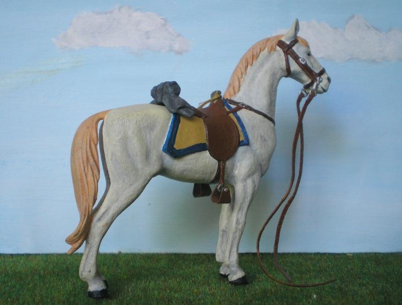 Bemalungen, Umbauten, Modellierungen - neue Cowboys für meine Dioramen - Seite 2 175e4c10