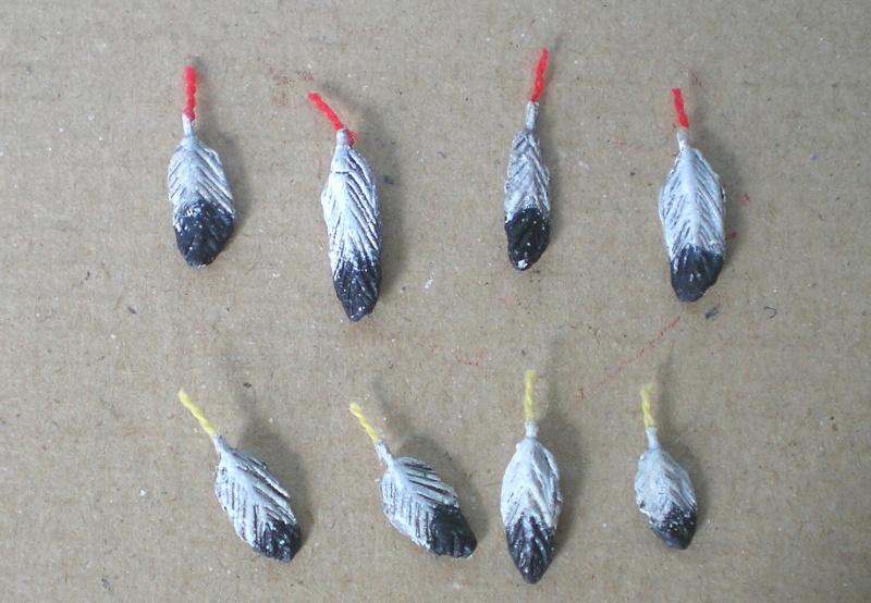 Bemalungen, Umbauten, Modellierungen – neue Indianer für meine Dioramen - Seite 6 195d2b10