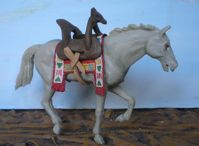 Bemalungen, Umbauten, Modellierungen – neue Indianer für meine Dioramen - Seite 6 202e2e11