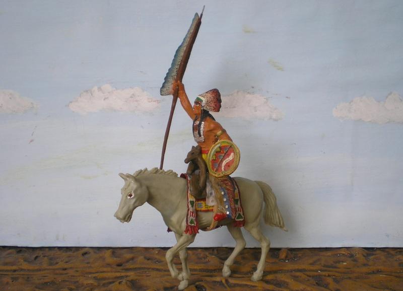 Bemalungen, Umbauten, Modellierungen – neue Indianer für meine Dioramen - Seite 6 202e2e15