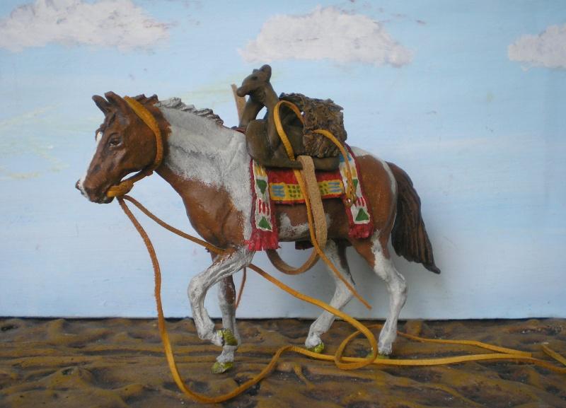 Bemalungen, Umbauten, Modellierungen – neue Indianer für meine Dioramen - Seite 6 202e2f13