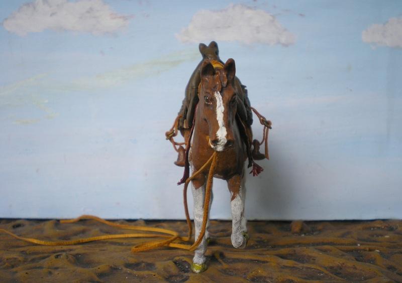 Bemalungen, Umbauten, Modellierungen – neue Indianer für meine Dioramen - Seite 6 202e2f14