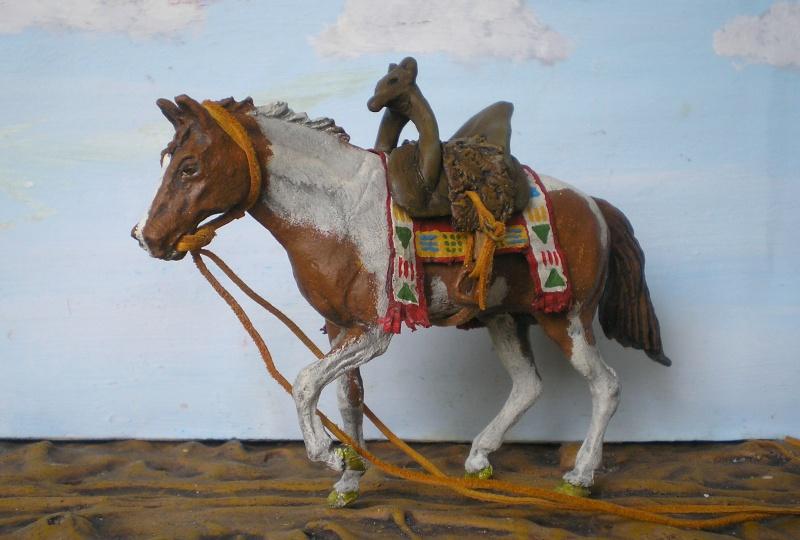 Bemalungen, Umbauten, Modellierungen – neue Indianer für meine Dioramen - Seite 6 202e2f16
