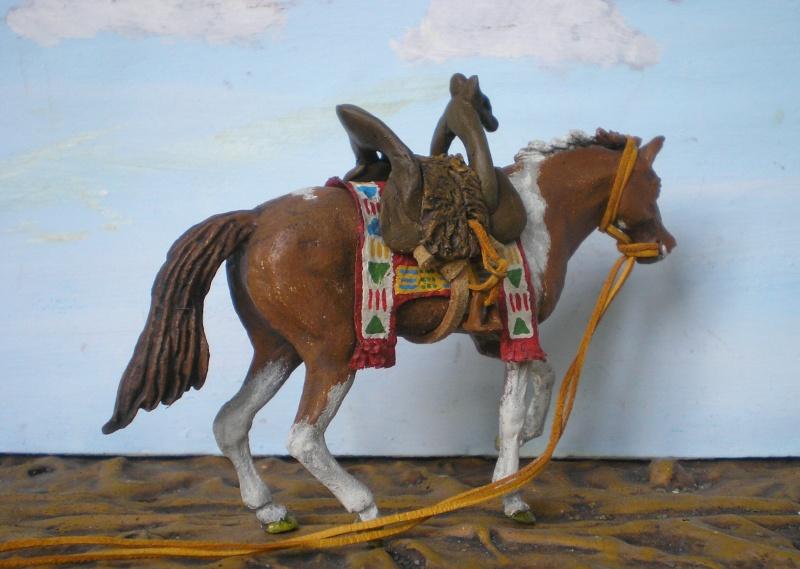 Bemalungen, Umbauten, Modellierungen – neue Indianer für meine Dioramen - Seite 6 202e2f18