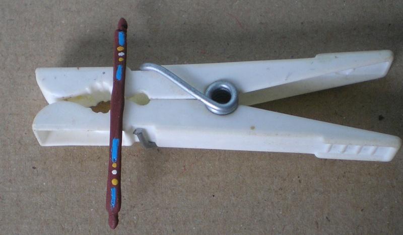 Bemalungen, Umbauten, Modellierungen – neue Indianer für meine Dioramen - Seite 6 207a3a10