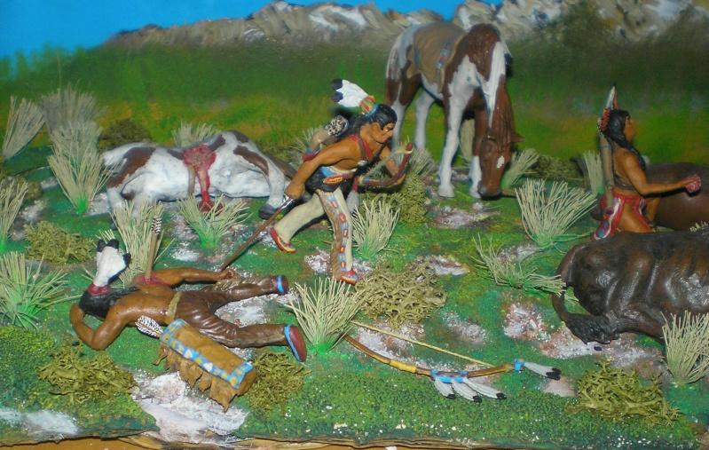 Bemalungen, Umbauten, Modellierungen – neue Indianer für meine Dioramen - Seite 6 207c5c10