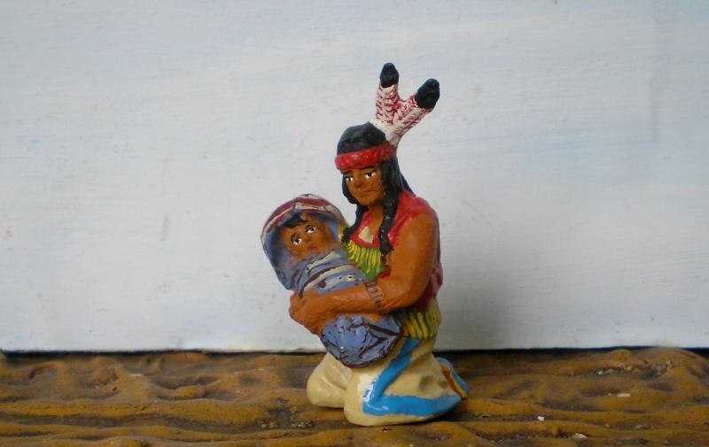 Bemalungen, Umbauten, Modellierungen – neue Indianer für meine Dioramen - Seite 6 214d3g10