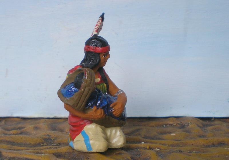 Bemalungen, Umbauten, Modellierungen – neue Indianer für meine Dioramen - Seite 6 214d3h10