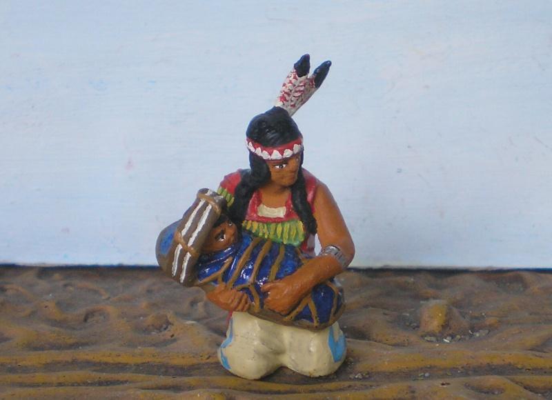 Bemalungen, Umbauten, Modellierungen – neue Indianer für meine Dioramen - Seite 6 214d3i10