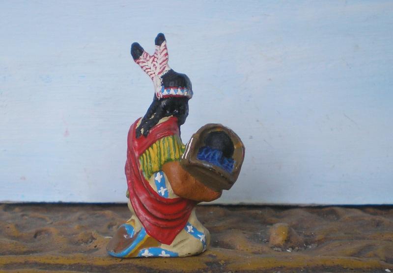 Bemalungen, Umbauten, Modellierungen – neue Indianer für meine Dioramen - Seite 6 214d3j10