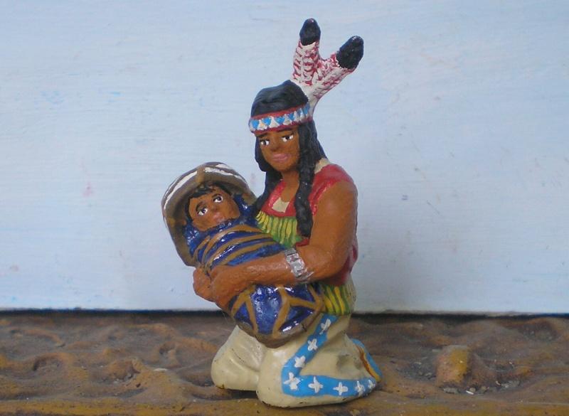 Bemalungen, Umbauten, Modellierungen – neue Indianer für meine Dioramen - Seite 6 214d3j11