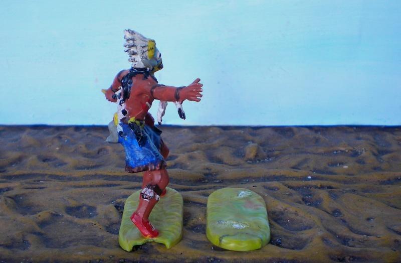 Bemalungen, Umbauten, Modellierungen – neue Indianer für meine Dioramen - Seite 6 227b2a10