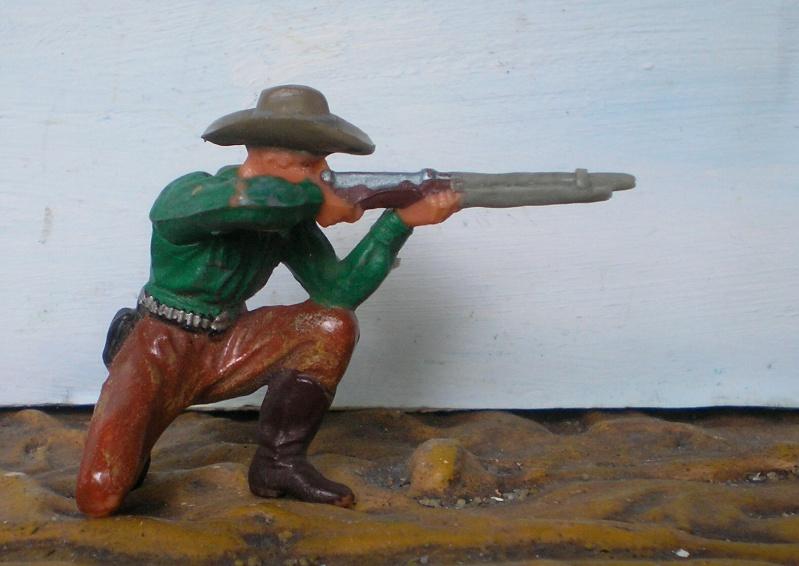 Bemalungen, Umbauten, Modellierungen - neue Cowboys für meine Dioramen - Seite 2 227c3b10