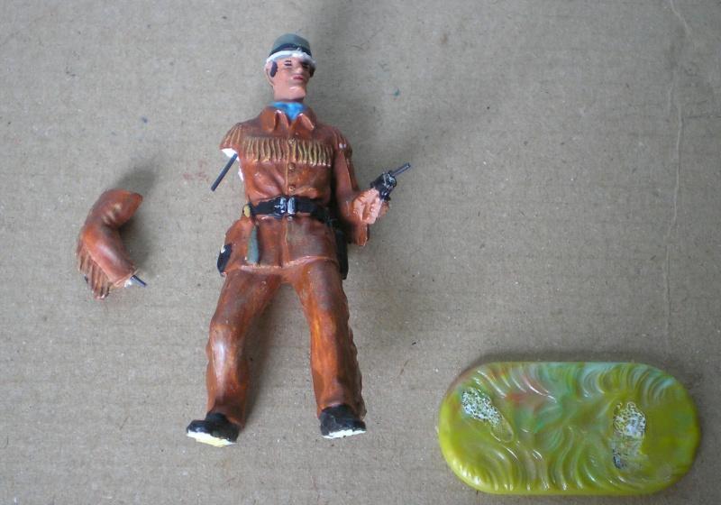 Bemalungen, Umbauten, Modellierungen - neue Cowboys für meine Dioramen - Seite 2 227d2a10