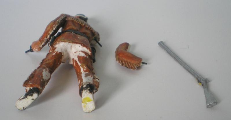 Bemalungen, Umbauten, Modellierungen - neue Cowboys für meine Dioramen - Seite 2 227d2b11