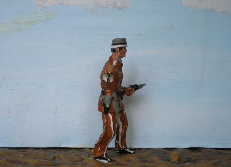 Bemalungen, Umbauten, Modellierungen - neue Cowboys für meine Dioramen - Seite 2 227d3c10