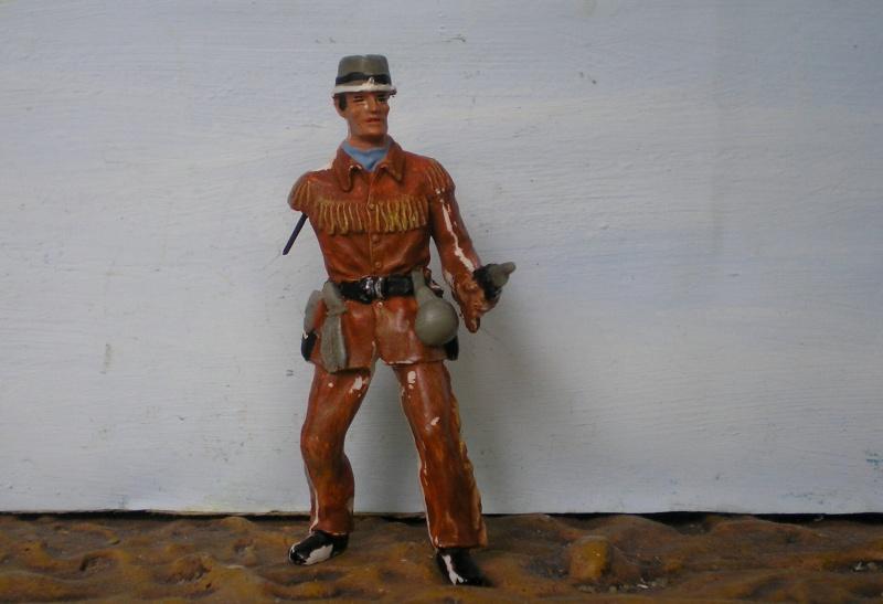 Bemalungen, Umbauten, Modellierungen - neue Cowboys für meine Dioramen - Seite 2 227d3d10