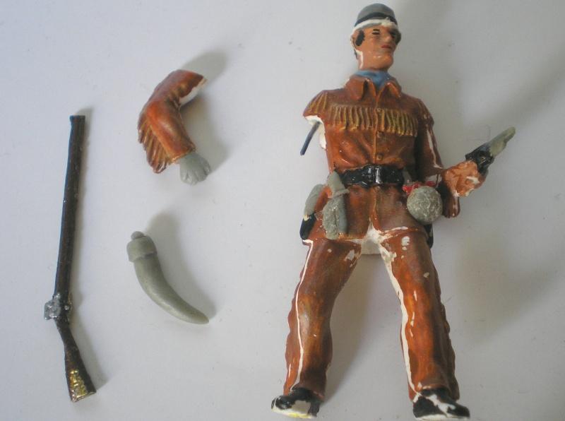 Bemalungen, Umbauten, Modellierungen - neue Cowboys für meine Dioramen - Seite 2 227d3e10