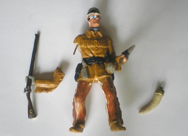 Bemalungen, Umbauten, Modellierungen - neue Cowboys für meine Dioramen - Seite 2 227d4a10