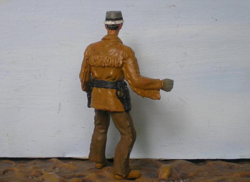 Bemalungen, Umbauten, Modellierungen - neue Cowboys für meine Dioramen - Seite 2 227d4c10