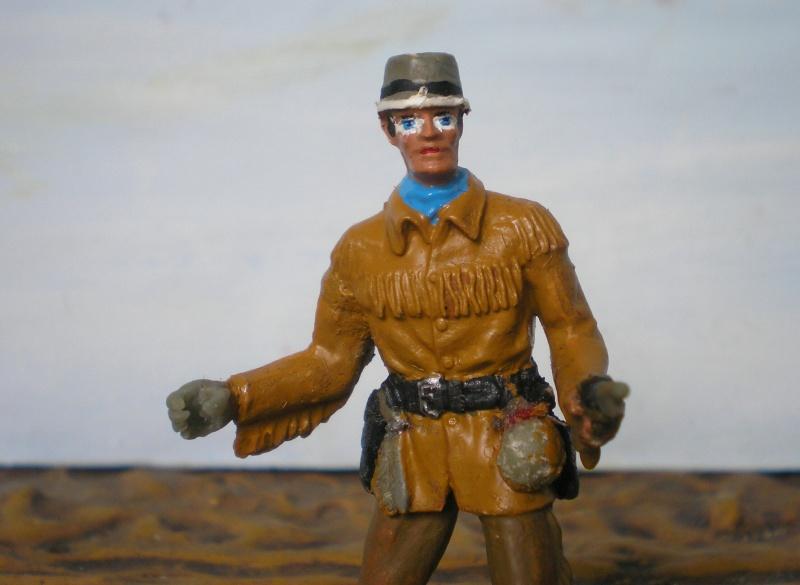 Bemalungen, Umbauten, Modellierungen - neue Cowboys für meine Dioramen - Seite 2 227d4c11