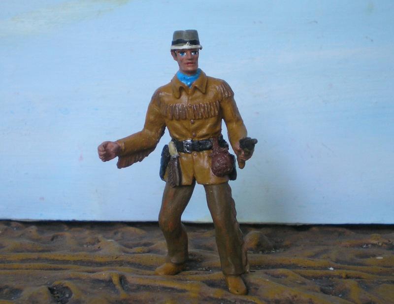 Bemalungen, Umbauten, Modellierungen - neue Cowboys für meine Dioramen - Seite 2 227d4e10