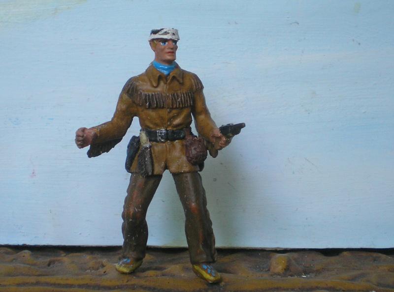 Bemalungen, Umbauten, Modellierungen - neue Cowboys für meine Dioramen - Seite 2 227d4f10