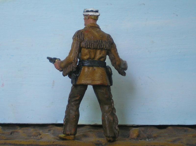 Bemalungen, Umbauten, Modellierungen - neue Cowboys für meine Dioramen - Seite 2 227d4f11