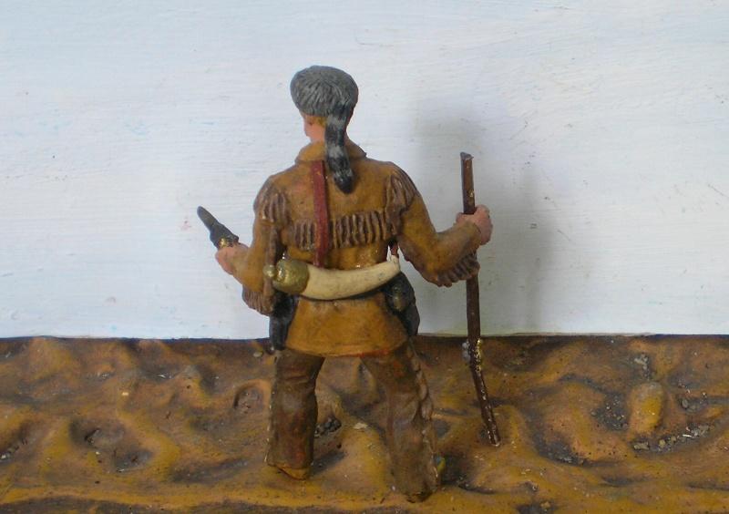 Bemalungen, Umbauten, Modellierungen - neue Cowboys für meine Dioramen - Seite 3 227d5b10