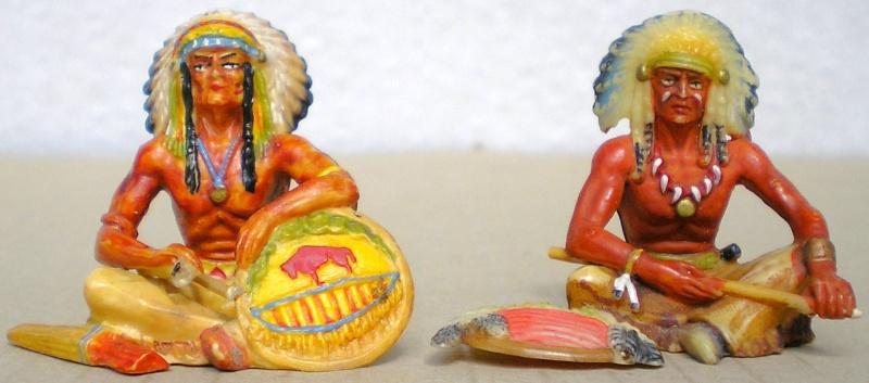 Bemalungen, Umbauten, Modellierungen – neue Indianer für meine Dioramen - Seite 6 Elasto33
