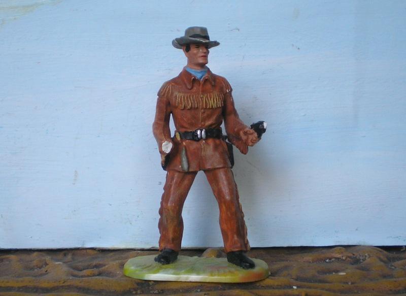 Bemalungen, Umbauten, Modellierungen - neue Cowboys für meine Dioramen - Seite 3 Elasto65