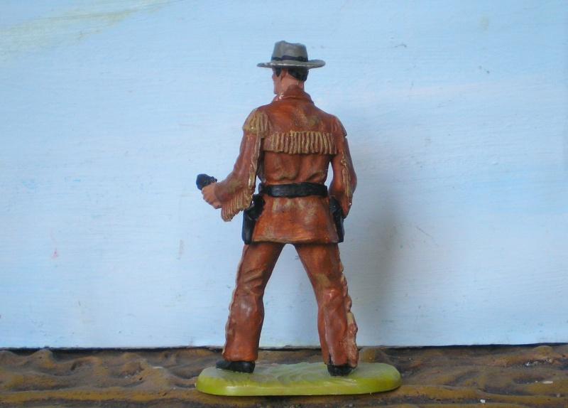 Bemalungen, Umbauten, Modellierungen - neue Cowboys für meine Dioramen - Seite 3 Elasto66
