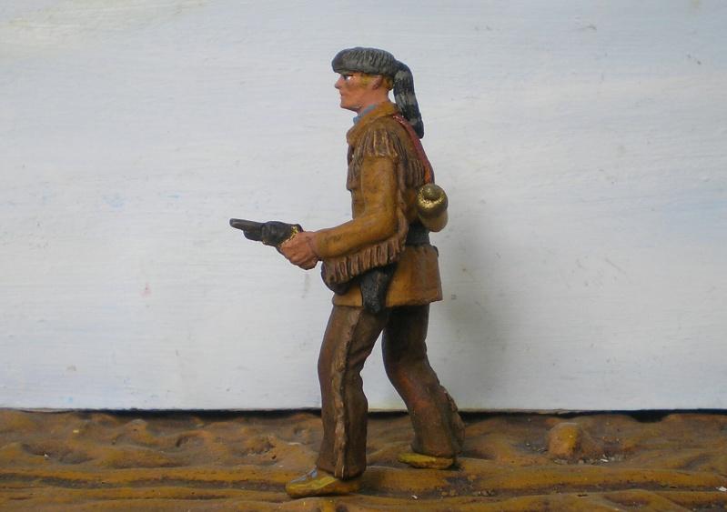 Bemalungen, Umbauten, Modellierungen - neue Cowboys für meine Dioramen - Seite 3 Elasto67
