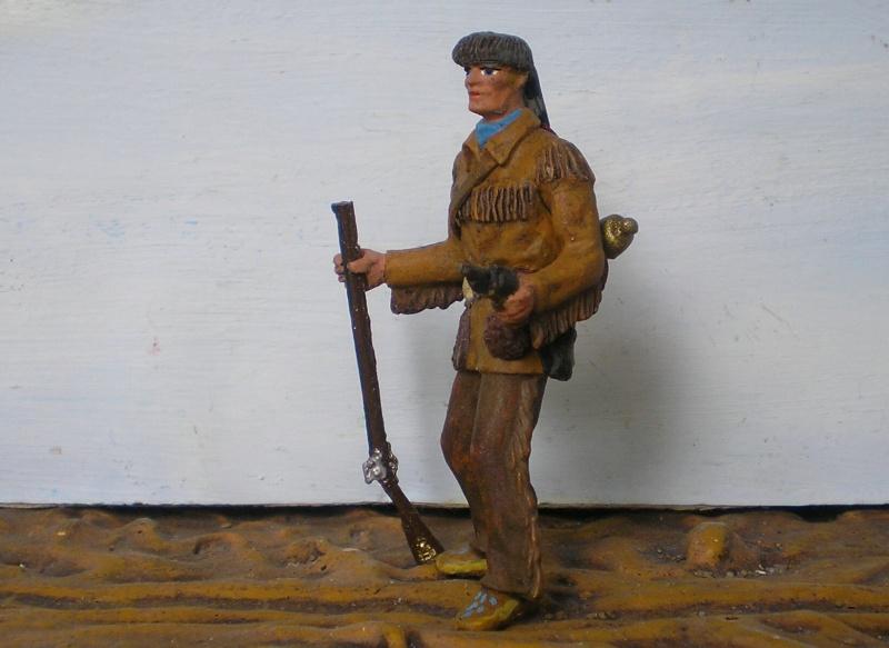 Bemalungen, Umbauten, Modellierungen - neue Cowboys für meine Dioramen - Seite 3 Elasto68