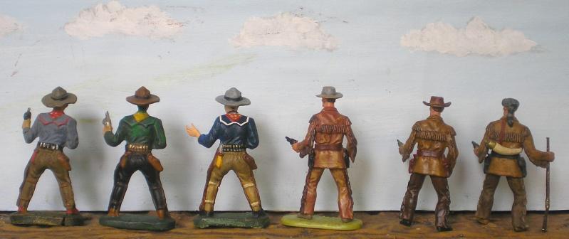 Bemalungen, Umbauten, Modellierungen - neue Cowboys für meine Dioramen - Seite 3 Elasto77