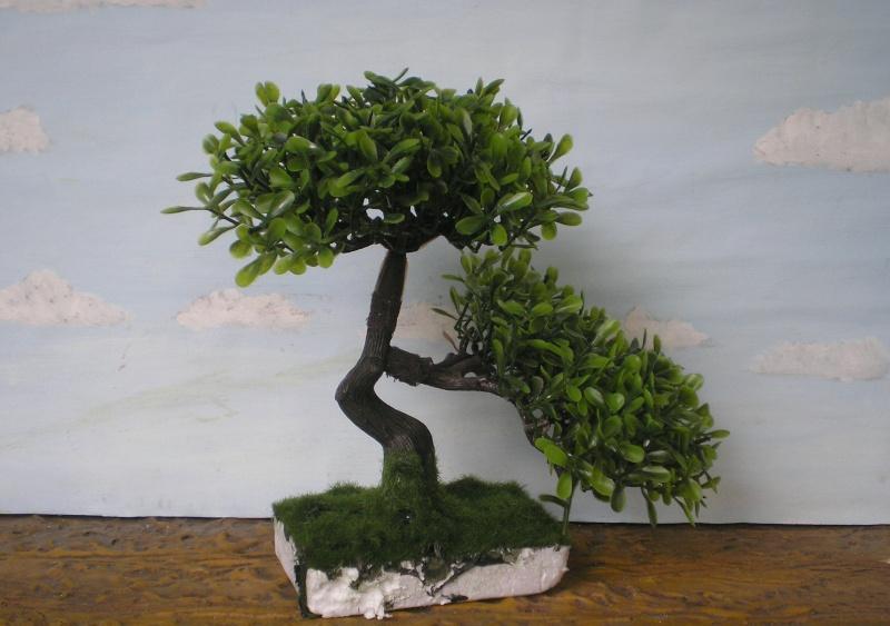 Gestaltung eines Dioramas mit den Tannen von Playmobil Tannen12