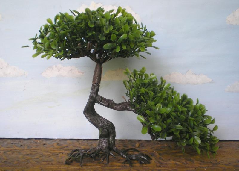 Gestaltung eines Dioramas mit den Tannen von Playmobil Tannen13