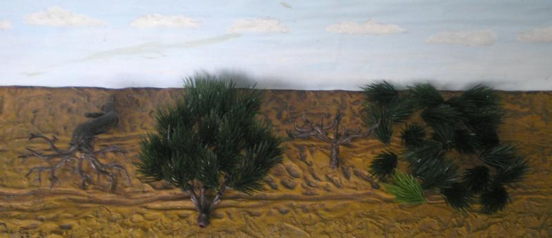 Gestaltung eines Dioramas mit den Tannen von Playmobil - Seite 2 Tannen18