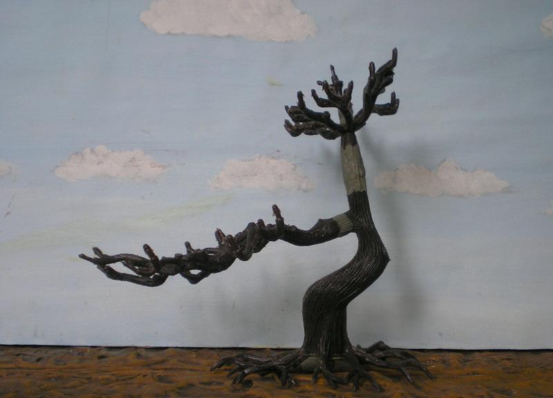 Gestaltung eines Dioramas mit den Tannen von Playmobil - Seite 2 Tannen23