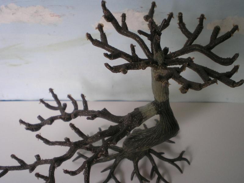 Gestaltung eines Dioramas mit den Tannen von Playmobil - Seite 2 Tannen26