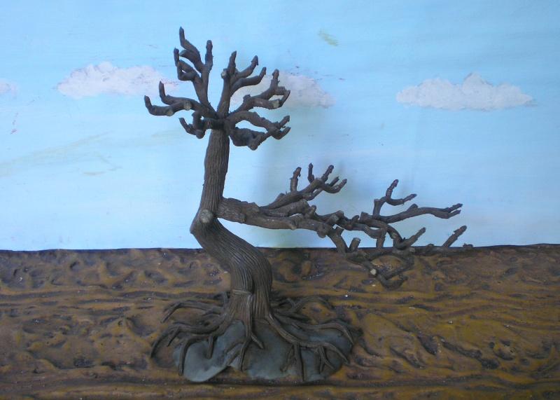 Gestaltung eines Dioramas mit den Tannen von Playmobil - Seite 2 Tannen31