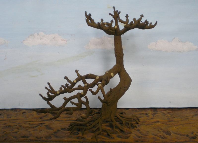 Gestaltung eines Dioramas mit den Tannen von Playmobil - Seite 2 Tannen32
