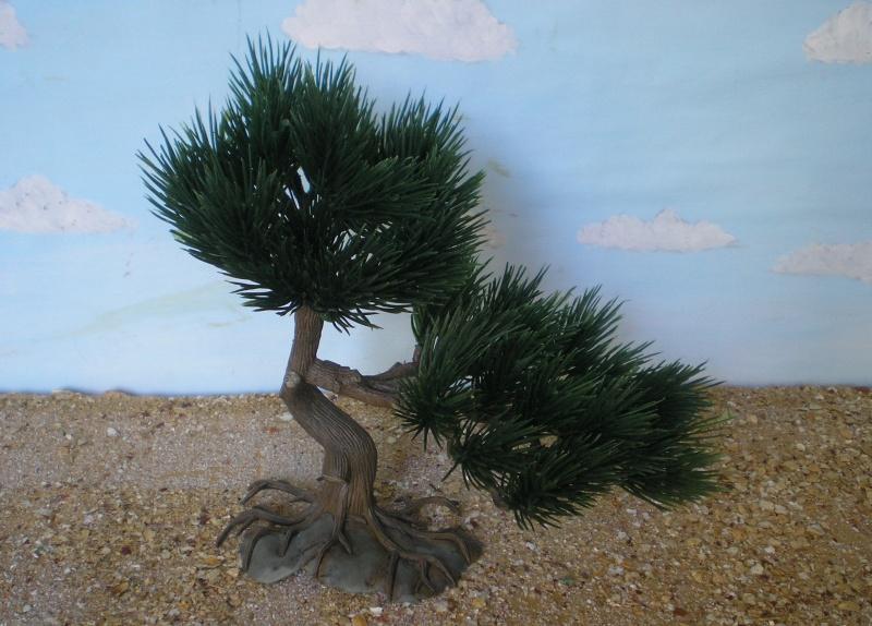 Gestaltung eines Dioramas mit den Tannen von Playmobil - Seite 2 Tannen36